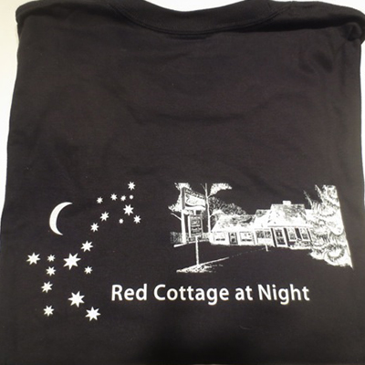 ---- Red Cottage T-Shirt (large)