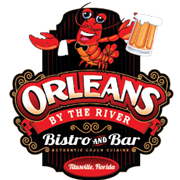 Orleans by the river bistro and bar. Authentic Cajun Cuisine. Titusville, Florida