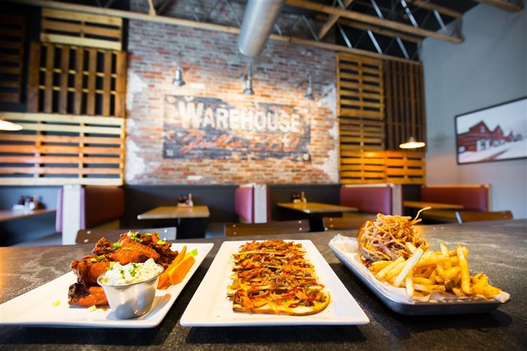 Warehouse Grill Bbq Home