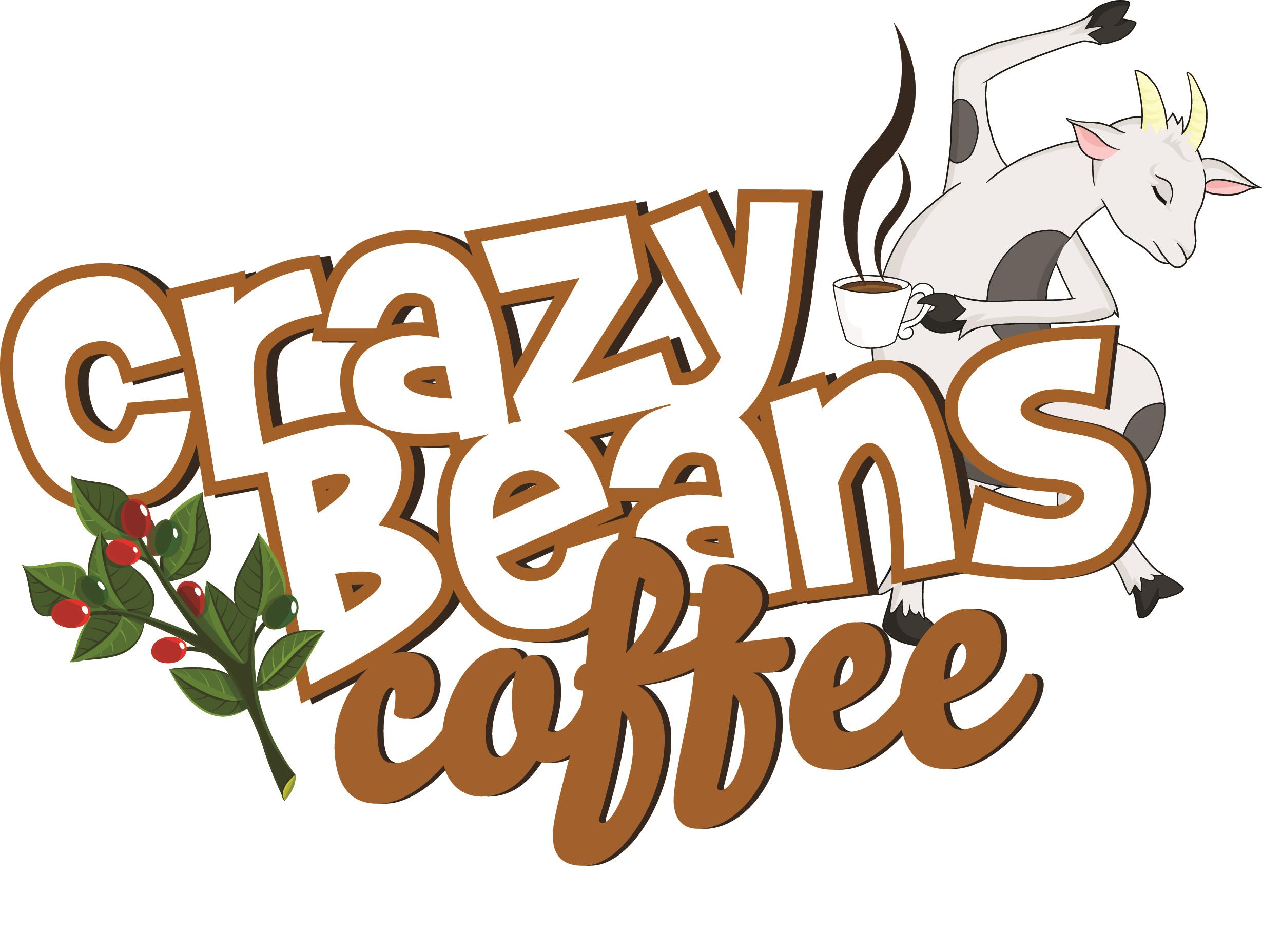 Crazy Beans Coffee Logo
