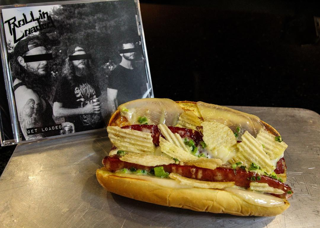 Hot Dog of the Month -  The Rolling Loaded