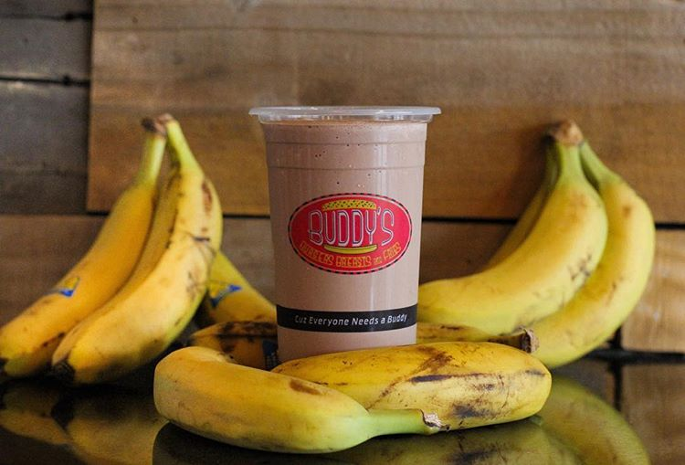 Shake of the Month - Chocolate Banana Shake