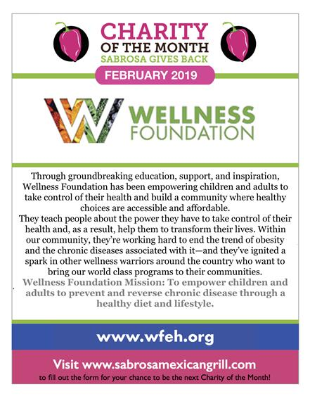 November Charity of the Month