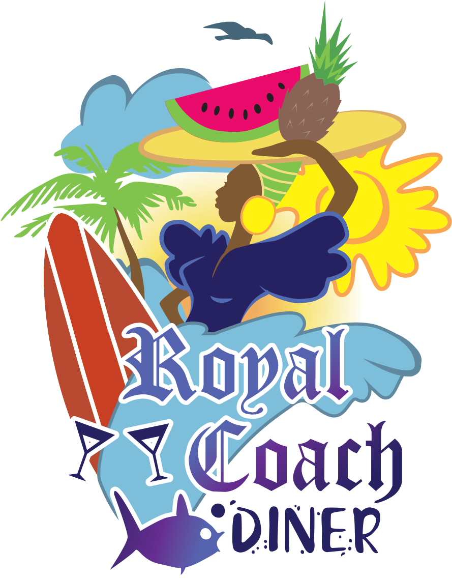 royal coach dinner logo