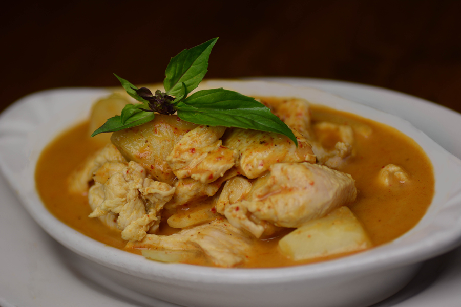 58. Yellow Curry