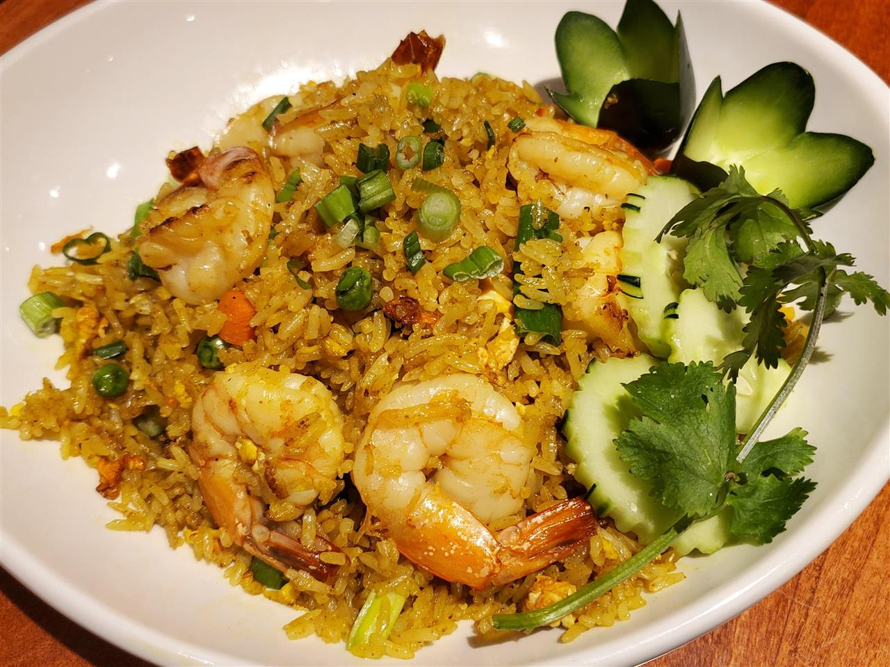 72. Yellow Curry Fried Rice