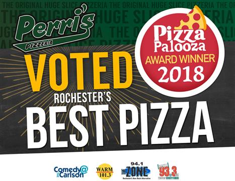 Rochesters Best Pizza