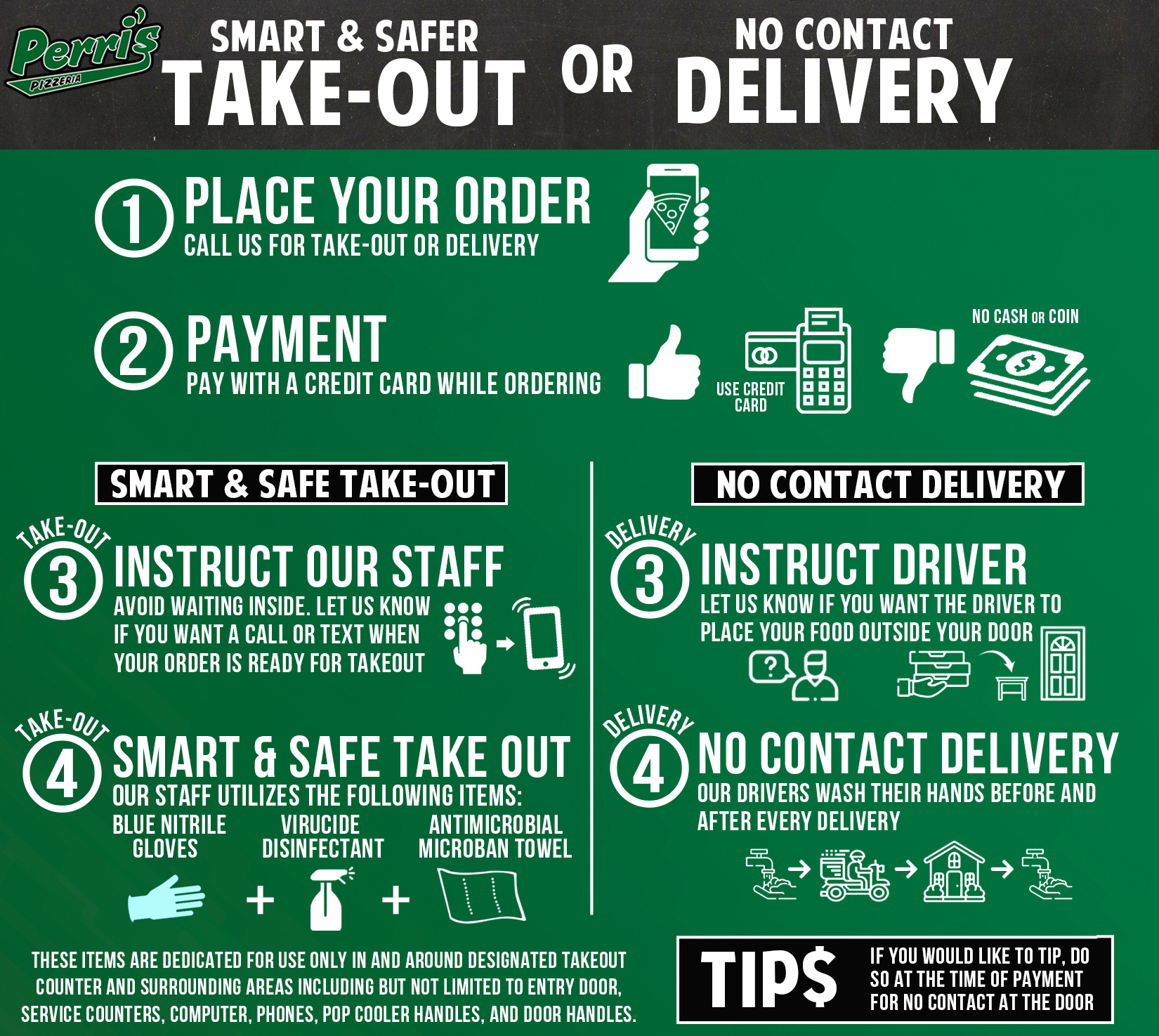 Smart & Safe Takeout