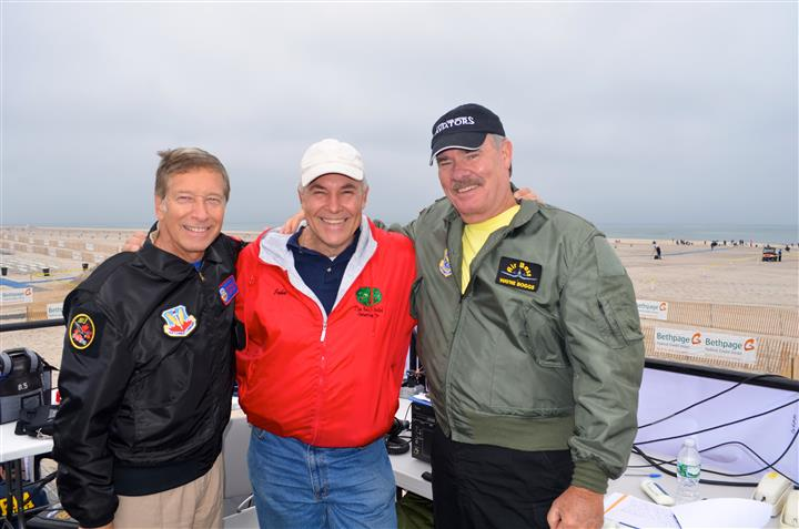 3 Men smiling for a picture