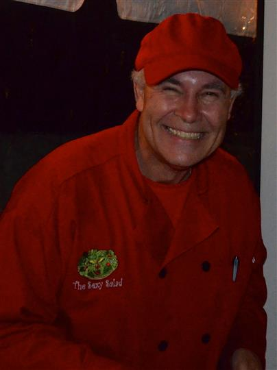 Chef smiling for a photo