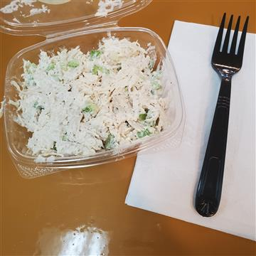 Half LB Chicken Salad