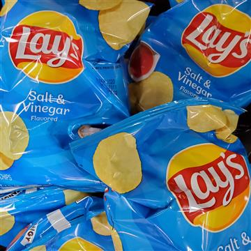 Lay's Salt and Vinegar