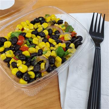 Southwestern Corn and Bean Salad