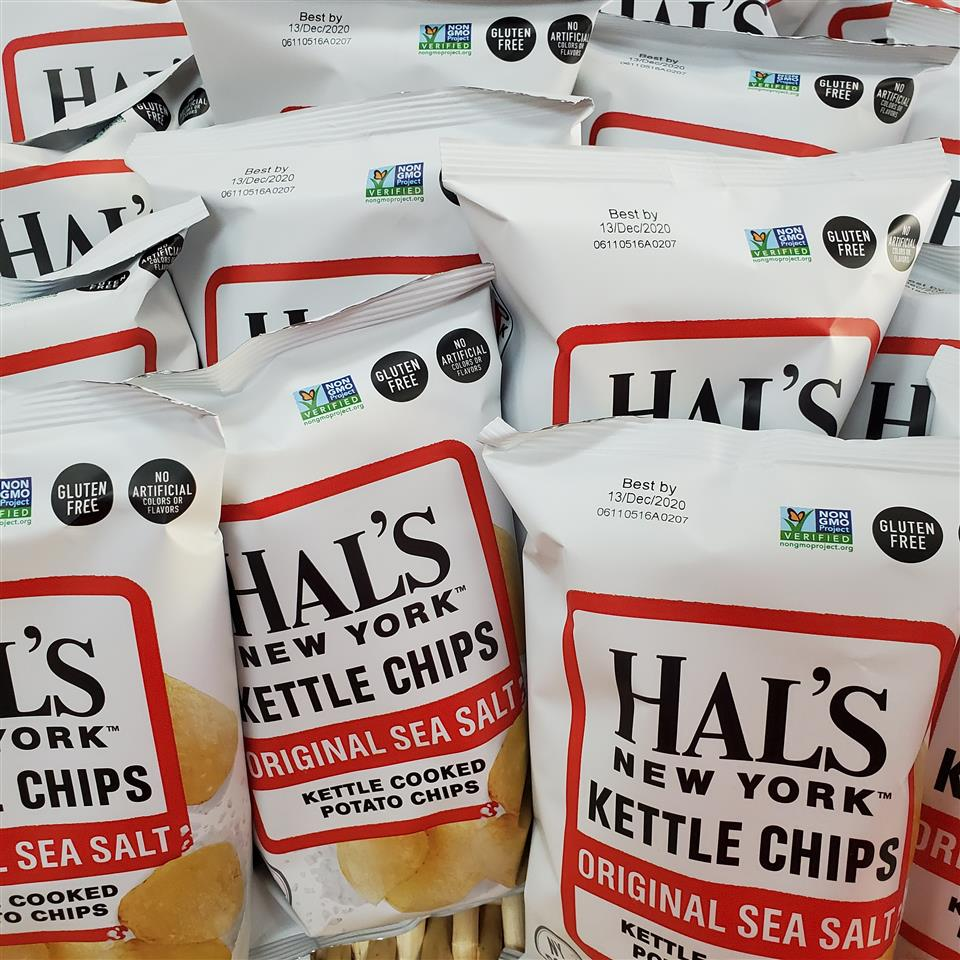Hal's - Original Sea Salt