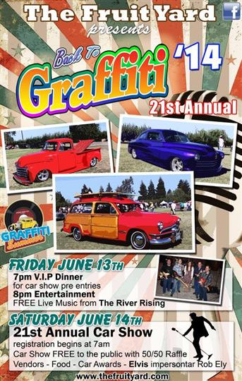The Fruit Yard Serving Stanislaus County Since - Fruit yard car show