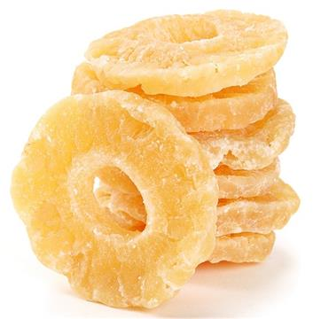 23 pineapple rings
