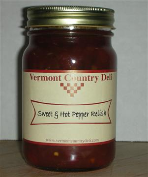 Pepper Relish