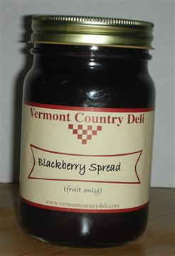 Blackberry Spread