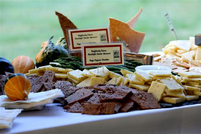 plate of various cheese ans asparagus