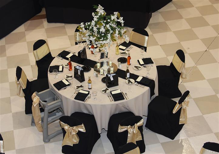 Banquet Table Setting Ideas Table Setting Ideas For Wedding - Banquet table setup ideas