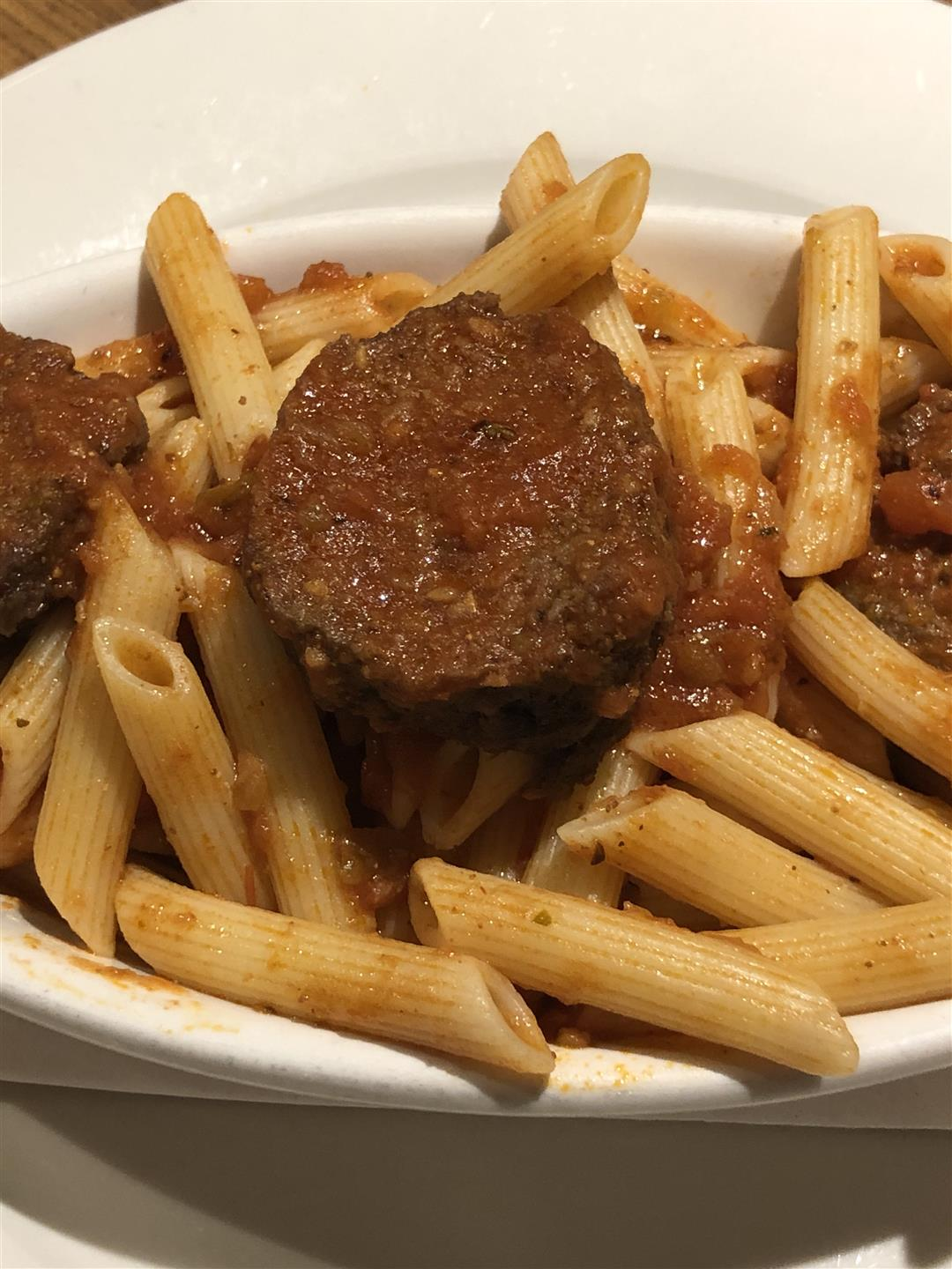 Meat Ball & Pasta