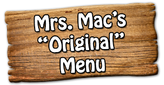 Mrs Mac S Kitchen American Seafood Restaurant Key