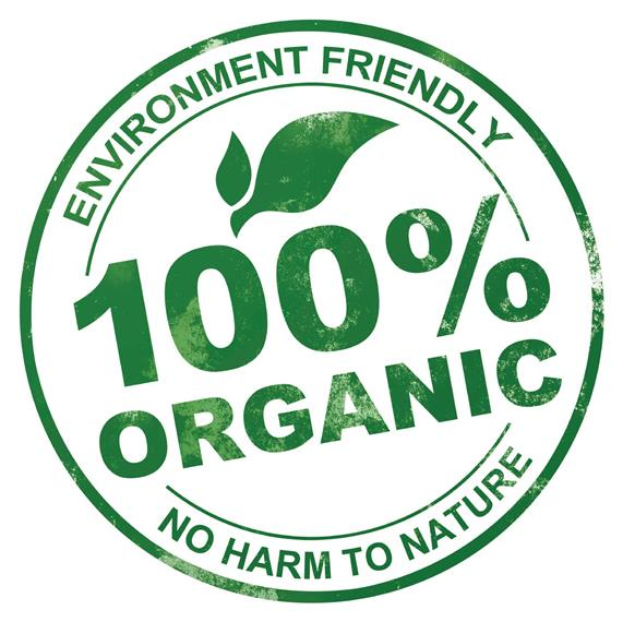 Environment Friendly. 100% organic. No harm to nature.