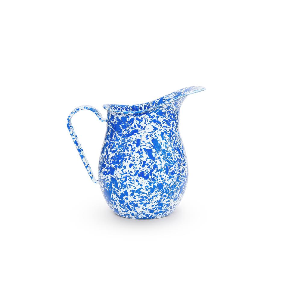 Enamelware Pitcher