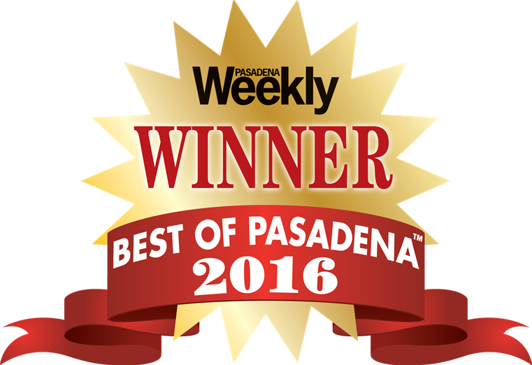 Pasadena Weekly. Winner of best of pasadena 2016.