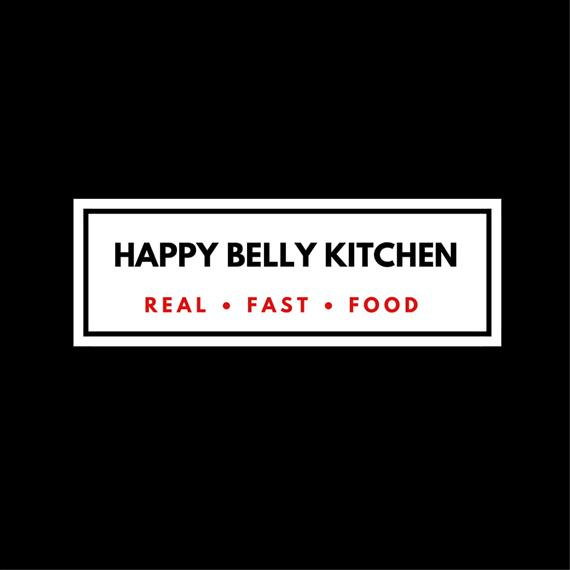 Happy Belly Kitchen Logo