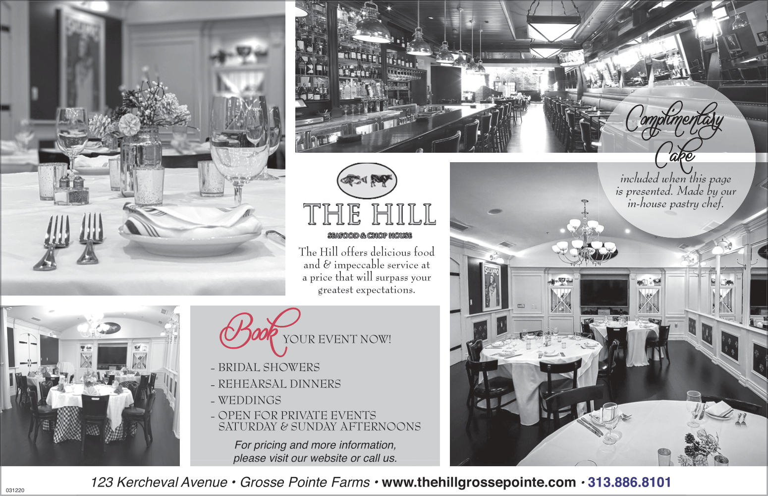 The Hill Events