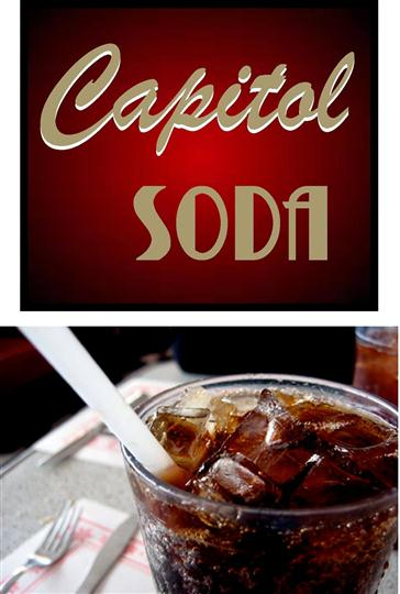 ---- Capitol Soda (large)