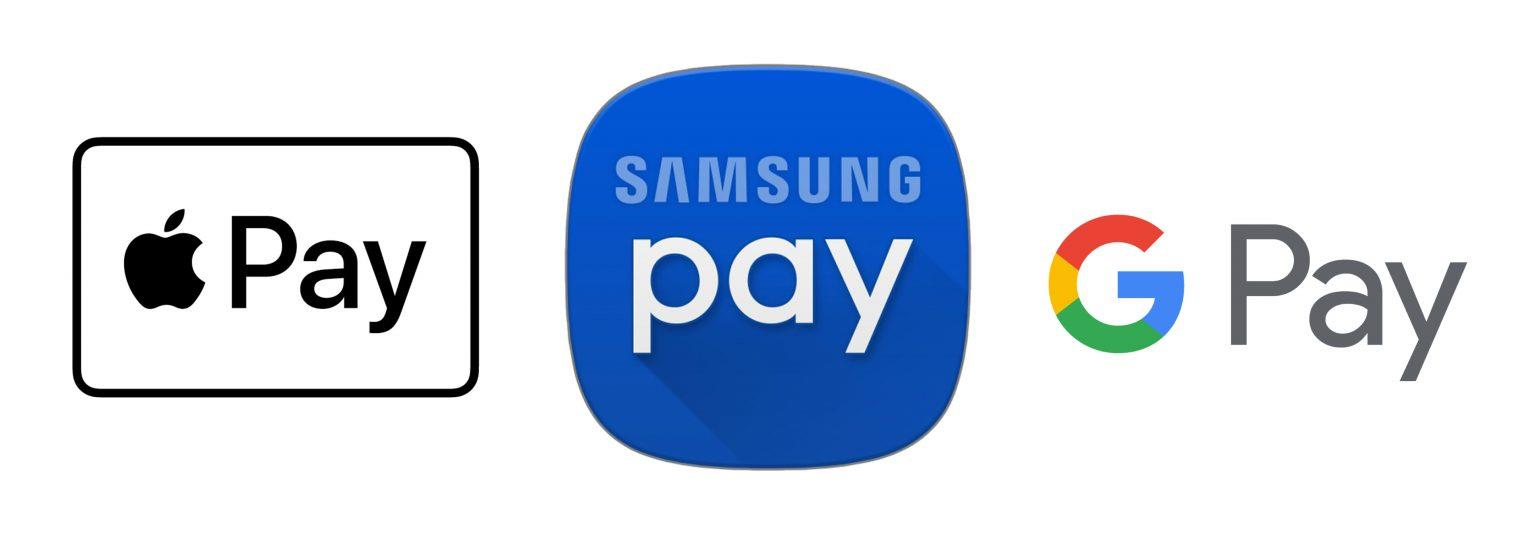 apple pay | Samsung Pay | Google Pay