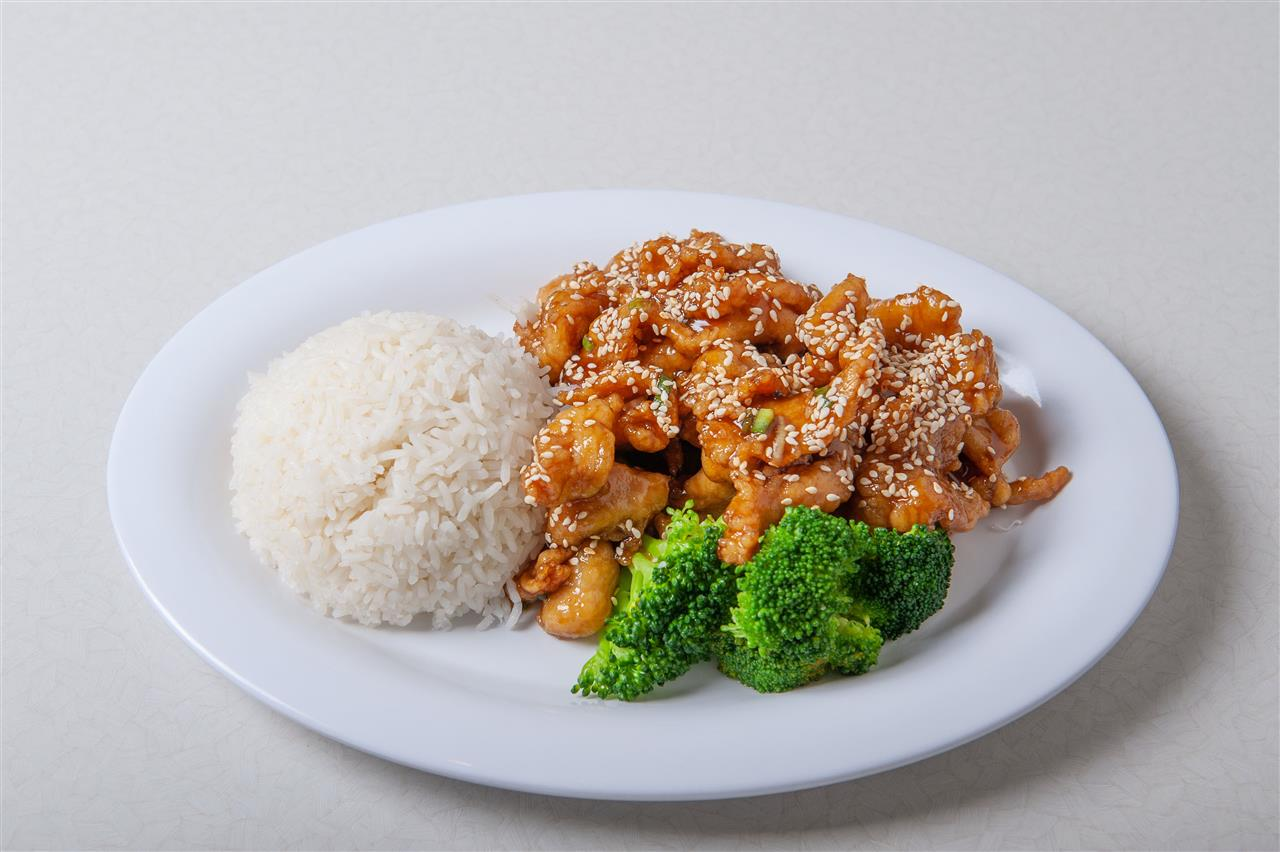 Sesame Chicken 🌶️