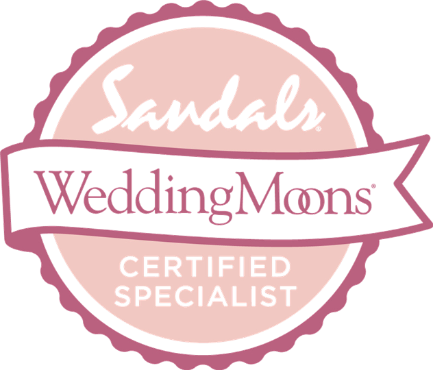 wedding moon sandals certified specialist