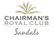 chairmans royal club - sandals