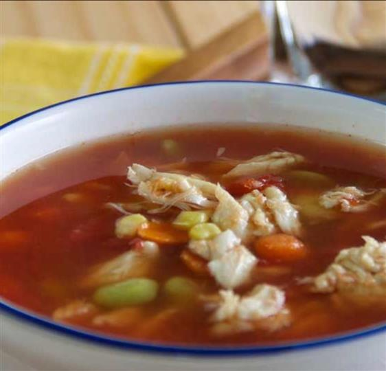 md crab soup