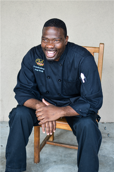 Gregory Hardy Sous Chef