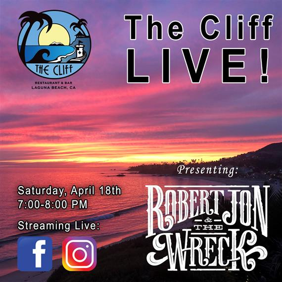 The Cliff LIVE!