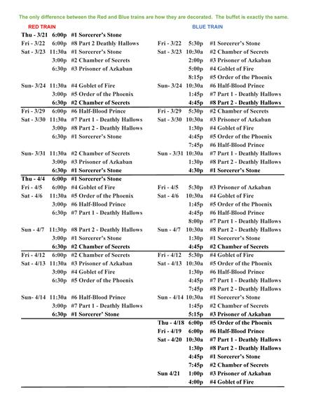 Harry Potter with all dates and time through June 16_Page_1