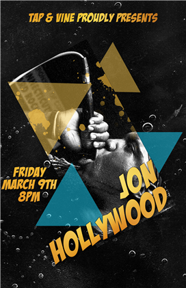 Jon Hollywood Flyer