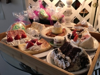 Assorted Dessert Baskets