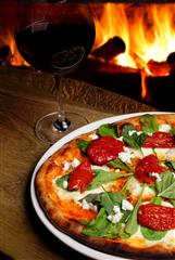 Award Winning Stone Oven Pizzas