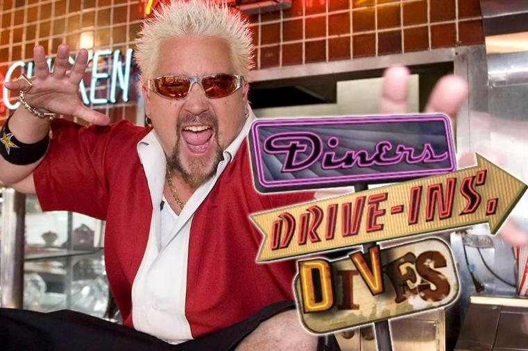 Bobby Flay Diners, drive-ins and dives