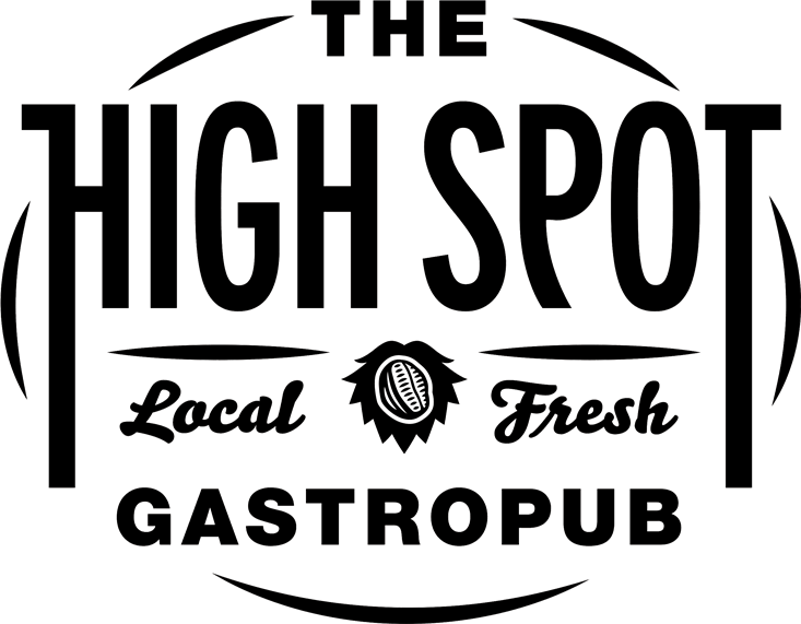 The High Spot Gastropub. Local, fresh.