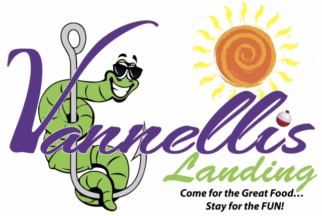 Vannellis Landing.  Come for the great food, stay for the fun!