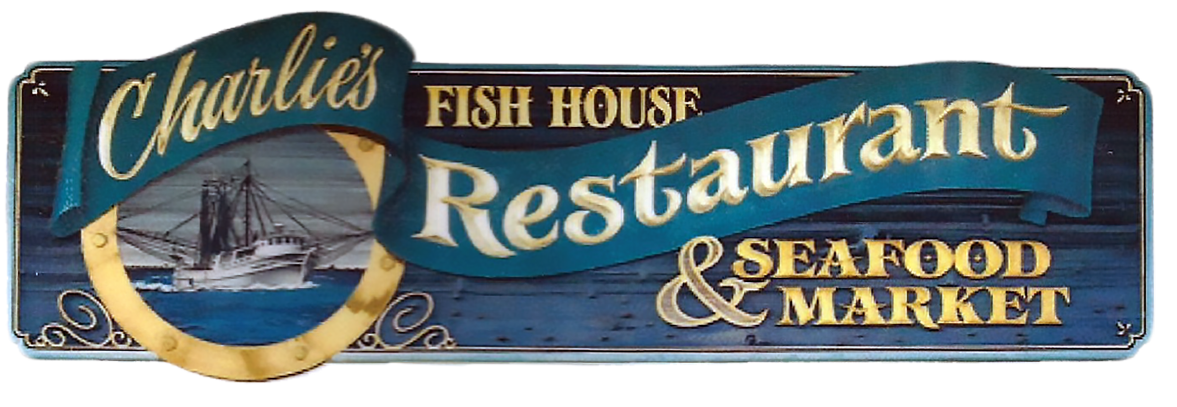 Charlie's Fish House Restaurant & Seafood Market