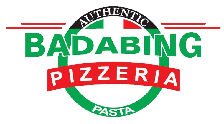Bada bing pizzeria. Authentic pasta.