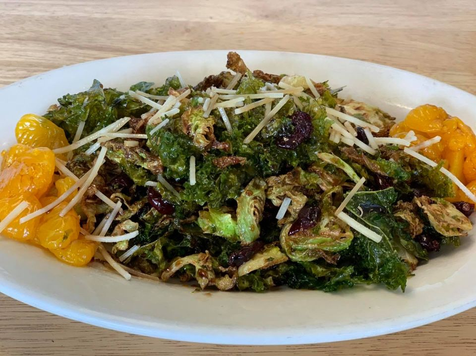 Kale & Sprout Chips