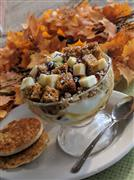 Pumpkin Fall Parfait